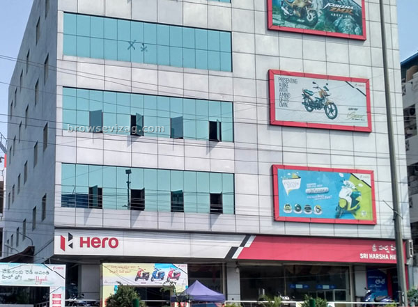 Sri Harsha Hero Showroom